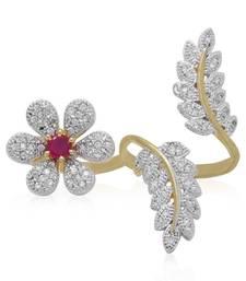 Buy Gold diamond rings wedding-ring online