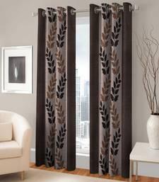 Buy Door Eyelet Curtain Set Of 2 curtain online