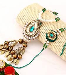 Buy Glamourous Bhaiya Bhabhi Rakhi bhaiya-bhabhi-rakhi online