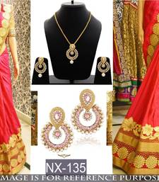 Buy Red embroidered paper cotton saree with blouse & free gift ombre-saree online