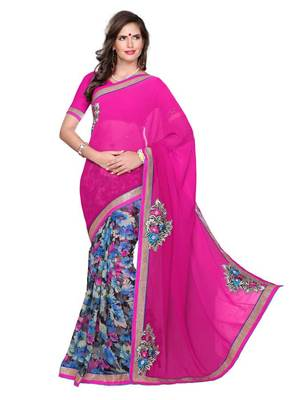 Two Shade Fancy 15 Saree