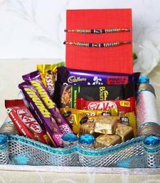 Buy Elaborated Love Combo rakhi-gift-hamper online
