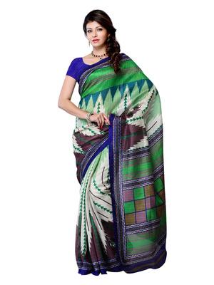 Multi Color Color Art Silk Party Wear Fancy Saree