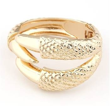 Golden Claw Bracelet(CFB0018)