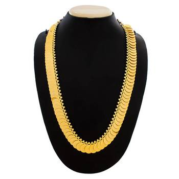 Gold gold plated necklaces