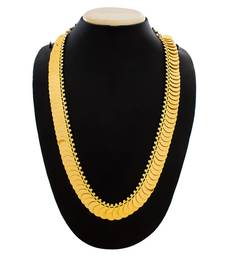 Buy Gold gold plated necklaces Necklace online