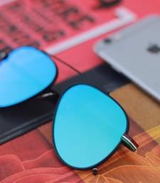 Buy AQUA BLACK SUNGLASSES 36 sunglass online