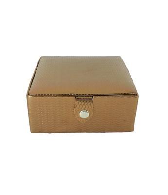 Multi Utility Jewellery Box Copper