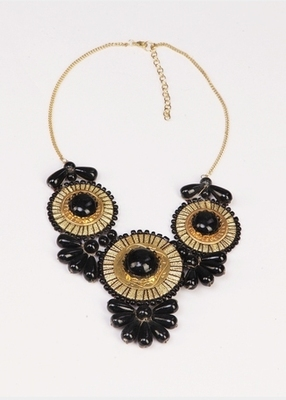Black Stylish & Designer Necklace