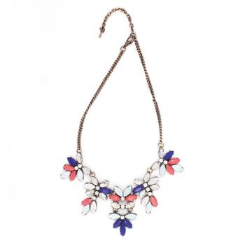 Multi color Fashion-forward Necklace