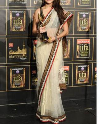 Ansuka Sharma Indian Traditional Bollywood Designer Partywear saree, Fancy Saree