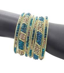 Buy Turquoise zircon   bangles-and-bracelets bangles-and-bracelet online