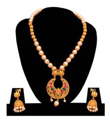 multi golden Necklace set shop online