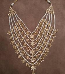 Buy Five Layered Kundan Rani Haar Necklace online