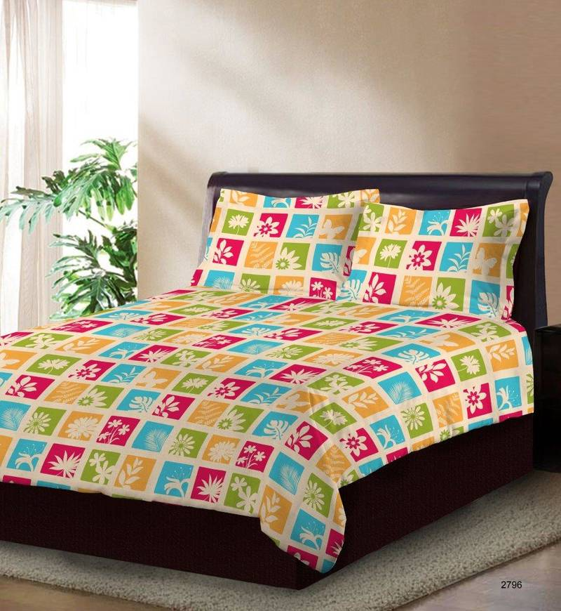 Bombay Dyeing Bed Sheet Designs