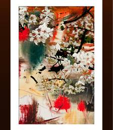 Buy Colors of the bloom Painting painting online