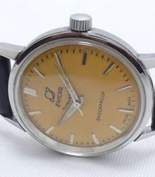 Buy VINTAGE GENTS MEN ENICAR STAR JEWELS WINDING SWISS WRIST WATCH vintage-watch online