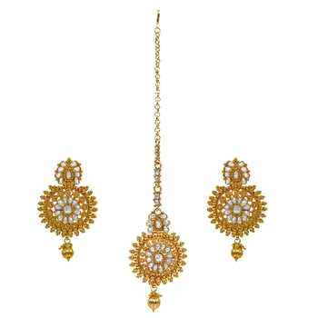 Gold diamond jewellery-box