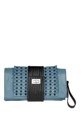 Just Women - Amazing Cornflower Blue Clutch