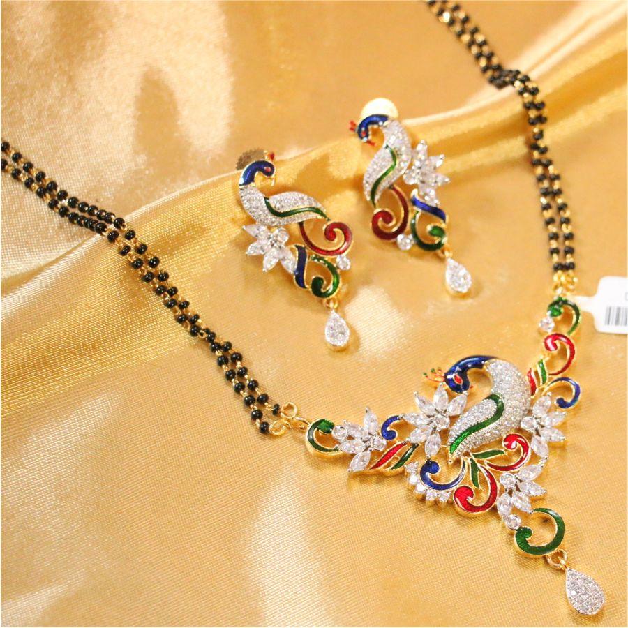 2018 Mangalsutra: Buy Latest Gold Mangalsutra Designs Online ...