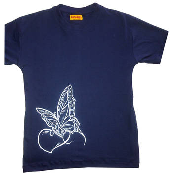 FEEL LIKE A BUTTERFLY - T-SHIRT