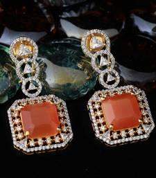 Buy American Diamond Earrings Earring online
