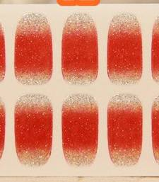 Buy Shimmer 'n sparkle, new fashion metallic shining nail art sticker, french style nail art decoration gifts-for-her online