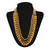 Masterclass Gold plated contemporary Necklace