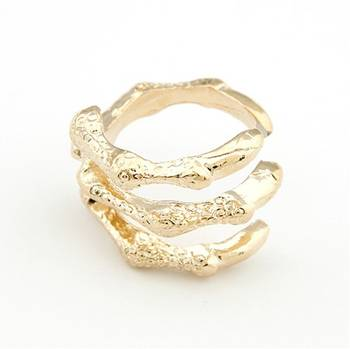 Golden Claw Ring(CFR0134)