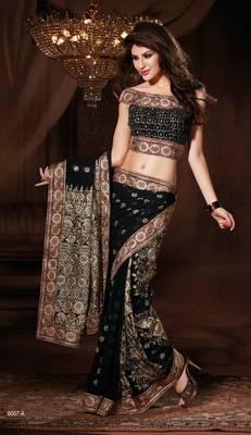 Designer Sari Nimmy 6007A