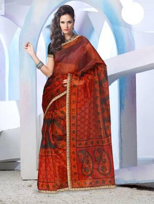 Designer SuperNet Sari magic1008