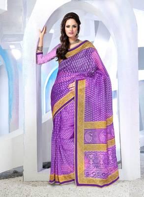 Designer SuperNet Sari magic1013