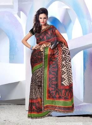 Designer SuperNet Sari magic1015