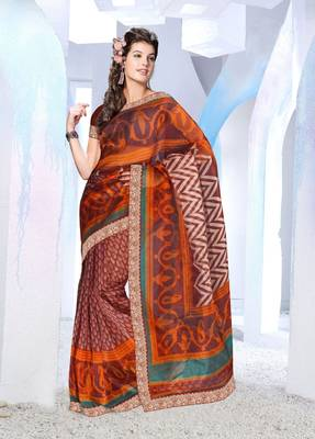 Designer SuperNet Sari magic1020