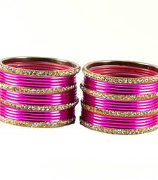 Buy royal bangles Color-Rani bangles-and-bracelet online