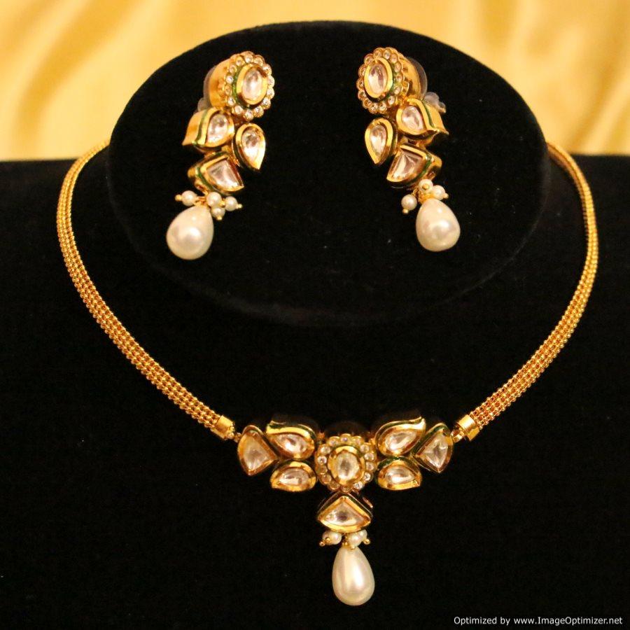 Kundan Jewellery Shopping, Buy Kundan Online in India