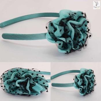 Jasmine Turquoise Hairband