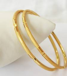 Buy Fine Gold Plated Bangle bangles-and-bracelet online