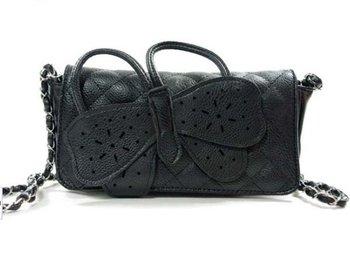 Butterfly sling purse