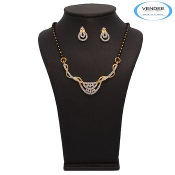 Vendee Fashion Exlusive Mangalsutra Pendant Set (7220)