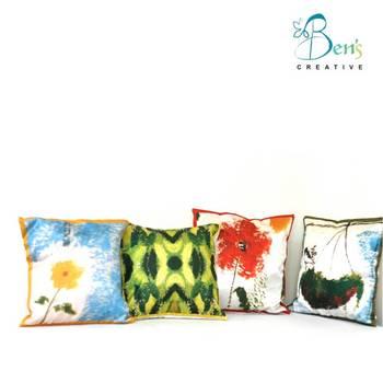 Perennial Set Of 4 Cushion Cover