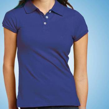 Girls plain collar tshirt at offer, plain polo tshirts for women at deal price Pinit
