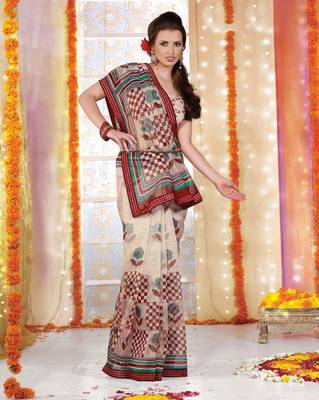 Designer Supernet Sari Jadoo1107