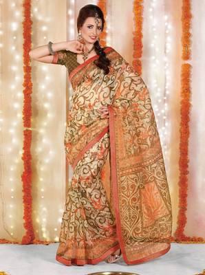 Designer Supernet Sari Jadoo1122