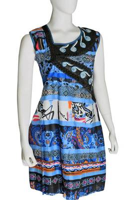 Just Women - Ethnic Kurti with Lace Work