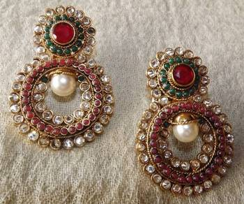 Ethinic Danglers - Perfect match for your Indian outfits