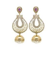 Buy amazing Purple Earring danglers-drop online