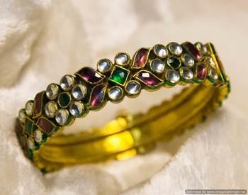 Design no. 16.819....Rs.1800....2.5 bracelet kada