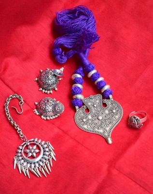 GiftPiper Jewelry Combo Set- Pattern 5