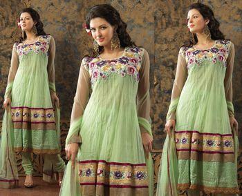 Party Wear Dress Material Hanz2020